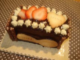 差し入れケーキ☆