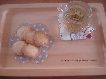 搾り出しクッキー