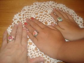 かわゆい指輪