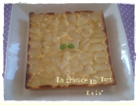 ラ・フランス バターケーキ