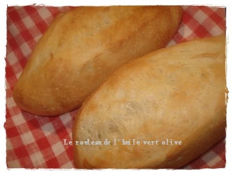 オリーブオイル風味のコッペパン★