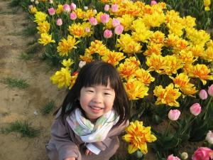 s-IMG_5494花祝祭花とヘジョン