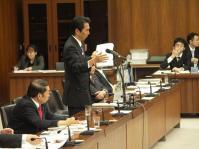 江藤拓議員 農林水産委員会 地元の声を訴える。