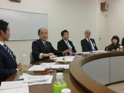奈良市長&清水市長 討論会