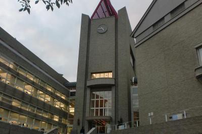 早稲田大学国際会議場2