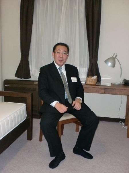 2010年11月13日 松下政経塾 研修寮2