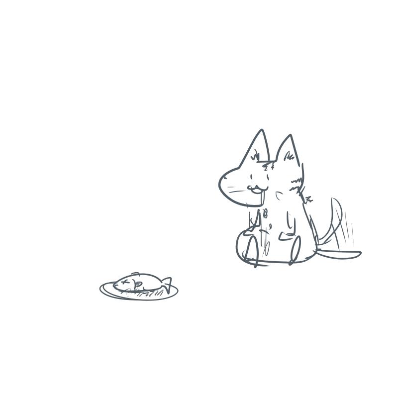 魚とごはん