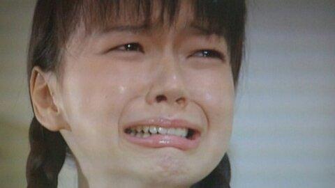 多部さんの泣き顔(ヤスケン1)