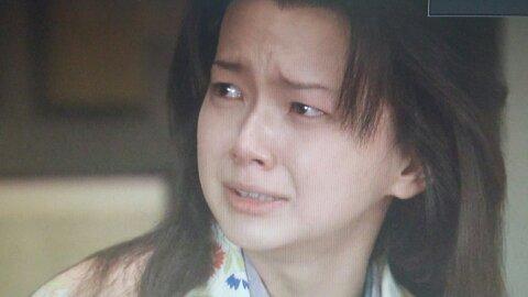 多部さんの泣き顔(大奥)3