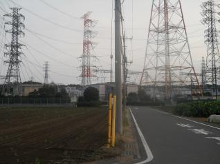 新坂戸変電所
