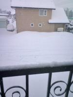大雪の午後
