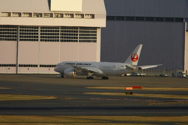 1302羽田空港  ① (211)FC2