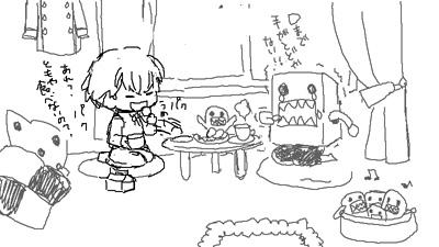 智也のお部屋1