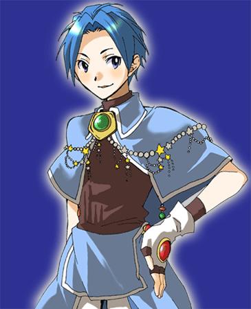 マジカルミントナイト(騎士)