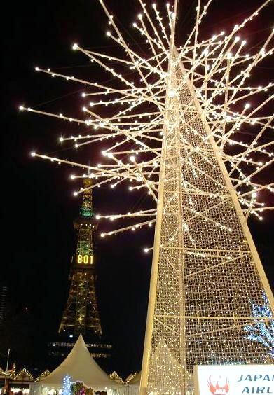 クリスマス市・イルミネーション