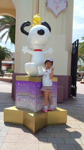 20120715 家族旅行1USJ