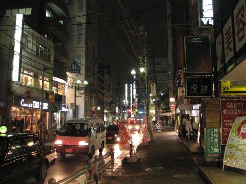 旧水戸街道・柏
