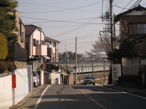 旧水戸街道 栄