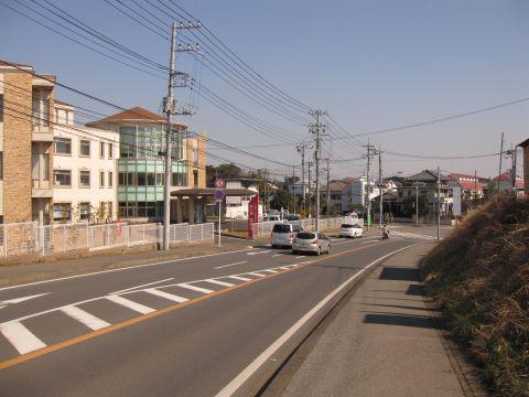 旧水戸街道 柴崎