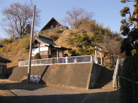 新道阿夫利神社
