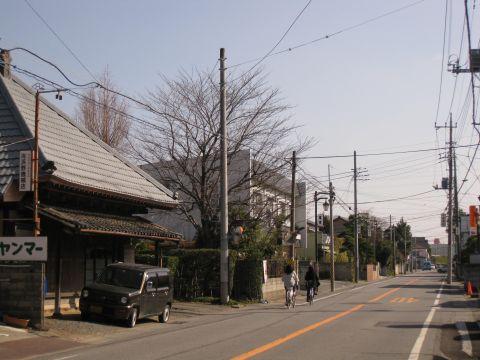 旧水戸街道 宮和田