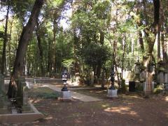 新田家累代の墓