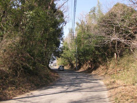 旧水戸街道 遠山町