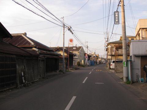 荒川沖宿 地震発生