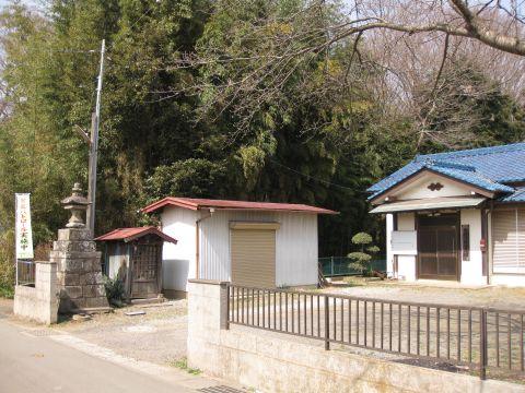 大師堂と中村一区公民館