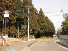 中村西根の鎌倉街道