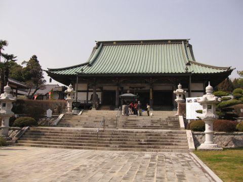 大聖寺本堂