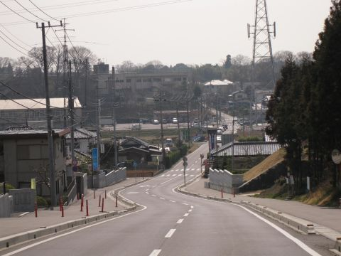 旧水戸街道 永国