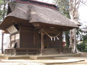 下高津の愛宕神社