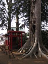 高津稲荷神社