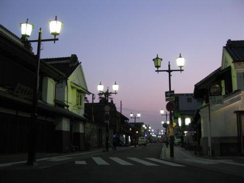 中城通り夜景