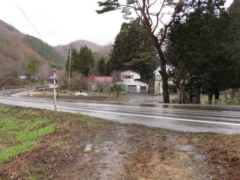 江戸期の山王茶屋跡