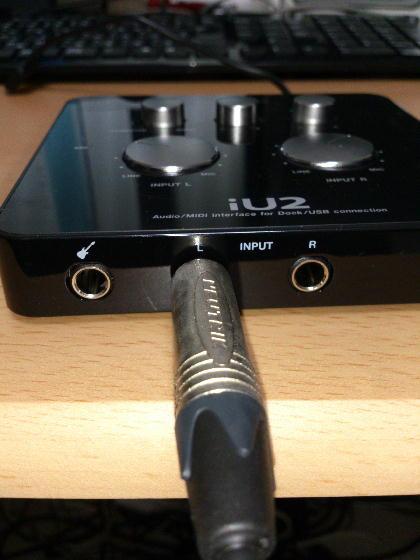 mic in