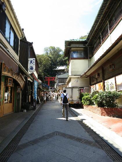 江ノ島神社1