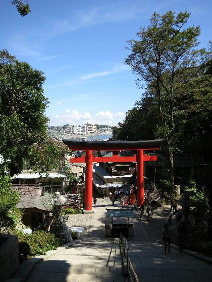 江ノ島神社4