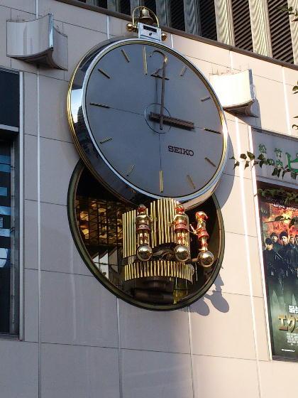 仕掛け時計