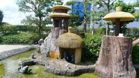 鬼太郎の泉