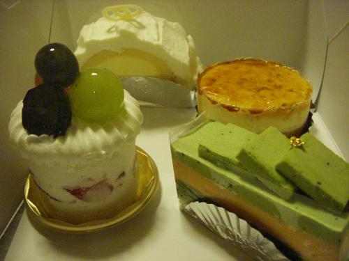 ラテール ケーキ