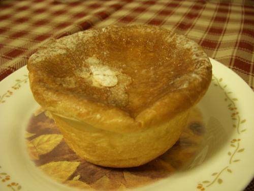 ヴォワザン アールグレイ紅茶クリームパン