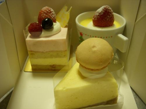 カズーリー ケーキ