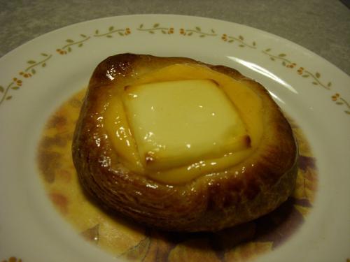 プレッツェル クリームチーズ