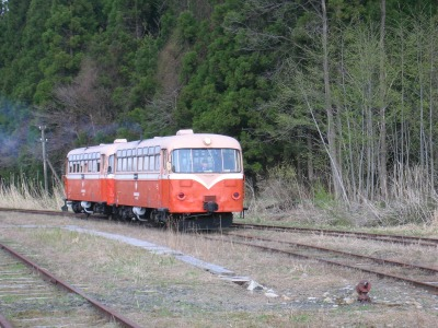 レールバス3