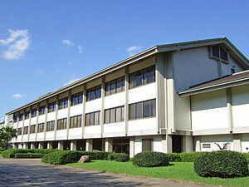 鹿児島県立図書館遠景