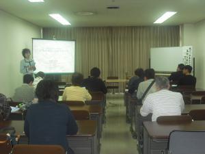 亀崎氏講演会写真3