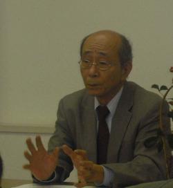 中川氏講演会写真1