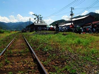 聖地・隼駅を巡礼(八頭町、若桜鉄道) - 鳥取情報ネット